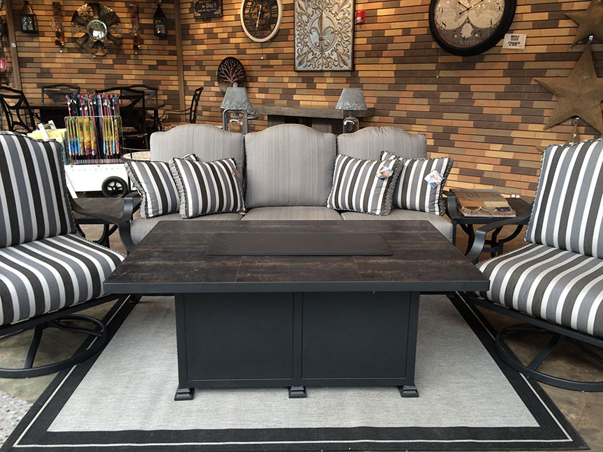 We Carry A Range Of Outdoor Furniture Thatu0027s Simply Exquisite. Many Of Our  Collections Can Be Custom Ordered, And We Always Use The Finest Warrantied  ...