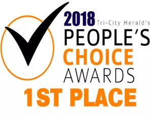 2018 People's Choice Award Tri City Herald