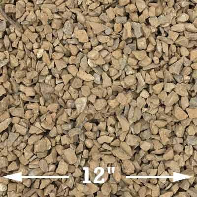 Mini cocoa gravel