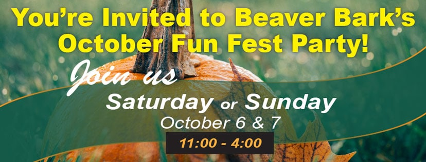 2018 October Fun Fest Party!