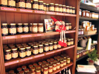 Jam and Jelly Selection