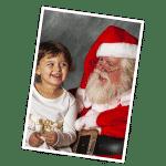 Santa Photo Package